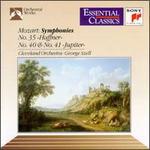 "Mozart: Symphonies No.35 ""Haffner"", No.40 & No.41 ""Jupiter"""