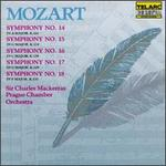 Mozart: Symphonies Nos. 14-18