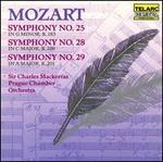 Mozart: Symphonies Nos. 25, 28 & 29