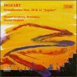 "Mozart: Symphonies Nos.28 & 41 ""Jupiter"""
