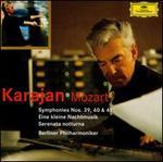 Mozart: Symphonies Nos. 39, 40, 41; Eine Kleine Nachtmusik; Serenata notturna