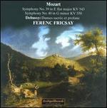 Mozart: Symphonies Nos. 39 & 40; Debussy: Dances sacrée et profane