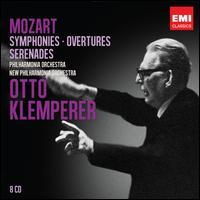 Mozart: Symphonies; Overtures; Serenades -