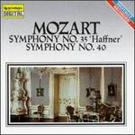 Mozart: Symphony No.35, Symphony No.40