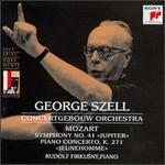 "Mozart: Symphony No. 41 ""Jupiter""; Piano Concerto ""Jeunehomme"""