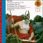 Mozart:Symphony Nos.40 & 41