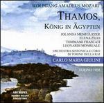 Mozart: Thamos, König in Ägypten