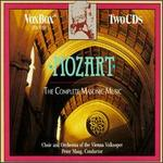 Mozart: The Complete Masonic Music - Alfred Rose (clarinet); Erich Webner (basset horn); Franz Ellmer (soprano); Herbert Weissberg (flute);...