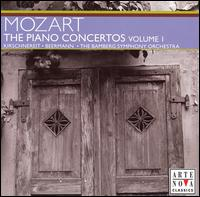 Mozart: The Piano Concertos, Vol. 1 - Matthias Kirschnereit (piano); Bamberger Symphoniker; Frank Beermann (conductor)