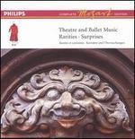 Mozart: Theatre and Ballet Music - Rarities & Surprises - Andreas Röhn (violin); Barbara Hendricks (soprano); Eberhard Büchner (tenor); Erik Smith (harpsichord);...