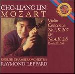 Mozart: Violin Concertos Nos. 1 & 4