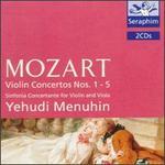 Mozart: Violin Concertos Nos. 1 - 5; Sinfonia Concertante