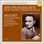 Mozart: Violin Concertos Nos 2, 3 & 5