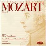 Mozart: Violin Concertos, Vol. 3