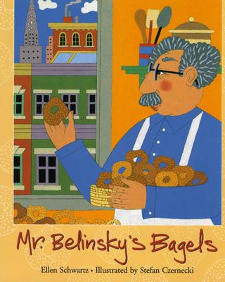 MR Belinski's Bagels - Schwartz, Ellen