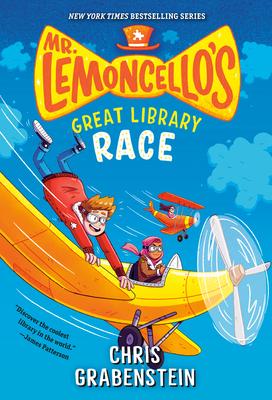 Mr. Lemoncello's Great Library Race - Grabenstein, Chris