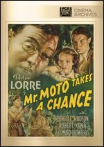Mr. Moto Takes a Chance - Norman Foster