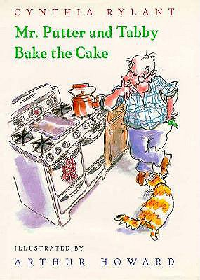Mr. Putter and Tabby Bake the Cake - Rylant, Cynthia