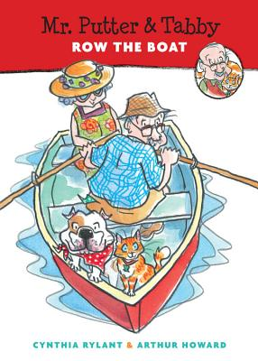 Mr. Putter & Tabby Row the Boat - Rylant, Cynthia