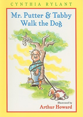 Mr. Putter & Tabby Walk the Dog - Rylant, Cynthia