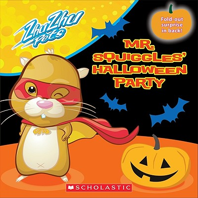 Mr. Squiggles' Halloween Party - Scholastic (Creator)