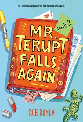Mr. Terupt Falls Again - Buyea, Rob