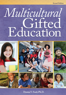 Multicultural Gifted Education - Ford, Donna Y