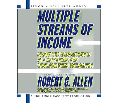 Multiple Streams of Income - Allen, Robert G (Read by)