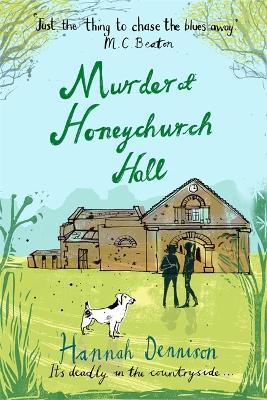 Murder at Honeychurch Hall - Dennison, Hannah