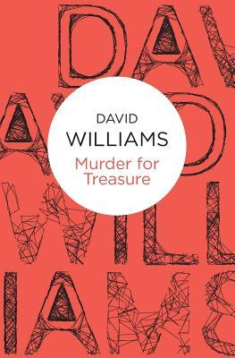Murder for Treasure - Williams, David
