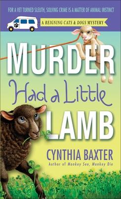 Murder Had a Little Lamb - Baxter, Cynthia