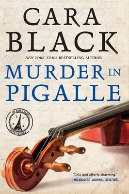 Murder in Pigalle - Black, Cara