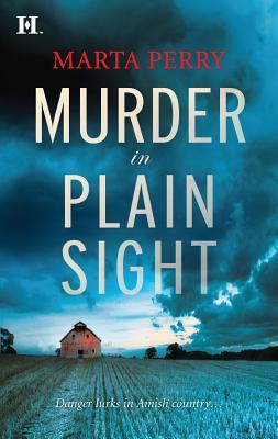 Murder in Plain Sight - Perry, Marta