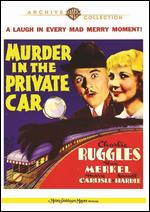 Murder in the Private Car - Harry Beaumont