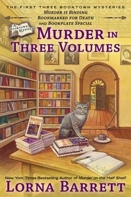 Murder in Three Volumes - Barrett, Lorna