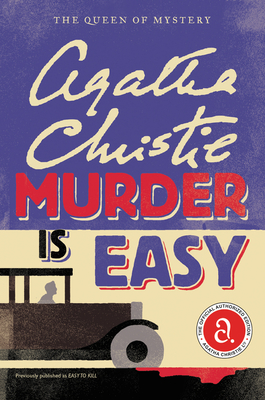 Murder Is Easy - Christie, Agatha