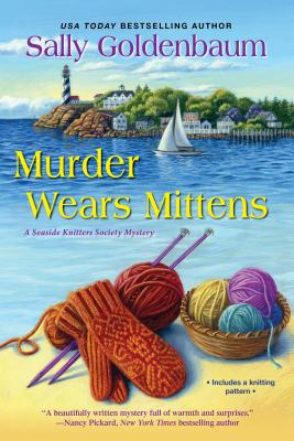 Murder Wears Mittens - Goldenbaum, Sally