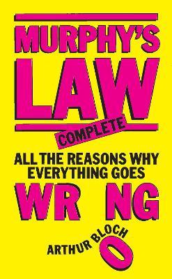 Murphy's Law: Complete - Bloch, Arthur
