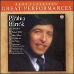 Murray Perahia Performs Béla Bartók