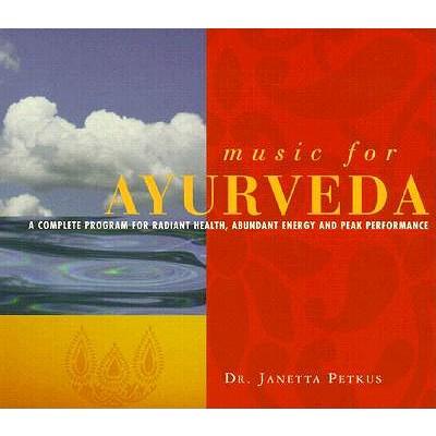 Music for Ayurveda - Petkus, Janetta