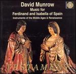 Music for Ferdinand and Isabella of Spain