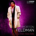 Music for Morton Feldman, Vol. 5: Piano, Violin, Viola, Cello