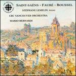 Music for Piano and Orchestra by Saint-Saëns, Fauré and Roussel