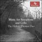 Music for Saxophone & Cello