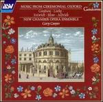 Music from Ceremonial Oxford