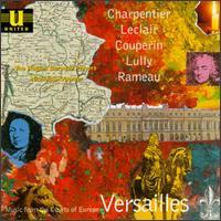 Music From The Courts Of Europe - Elizabeth Wallfisch (violin); Raglan Baroque Players; Nicholas Kraemer (conductor)