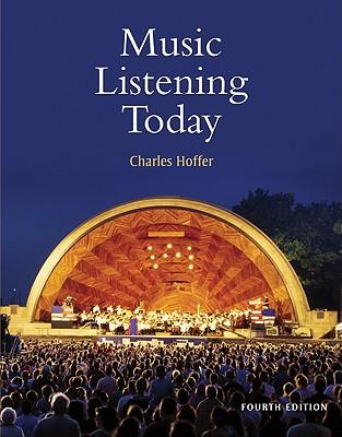 Music Listening Today - Hoffer, Charles