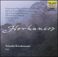 Music of Alan Hovhaness - David Leisner (guitar); Eugenia Zukerman (flute); Herwig Coryn (cello); Yolanda Kondonassis (harp);...