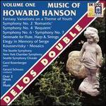 Music of Howard Hanson, Vol. 1