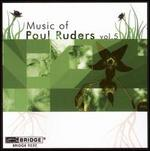Music of Poul Ruders, Vol. 5